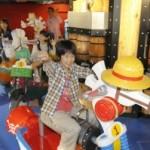 『週刊少年ジャンプ』の屋内型テーマパーク「J-WORLD TOKYO」、本日オープン。