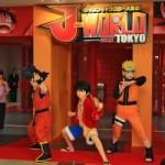 「J-WORLD TOKYO」グランドオープンを記念してセレモニーが行われました。