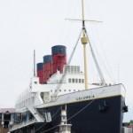S.S.コロンビア号から当時の客船事情を探る