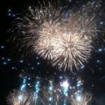 大迫力!ハウステンボスの花火を楽しむ