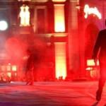 「ハロウィーン・ホラー・ナイト」のストリート・ゾンビに大絶叫!!!