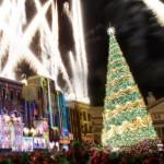 「ユニバーサル・ワンダー・クリスマス」世界一の光のツリー、さらなる輝きを増して登場!