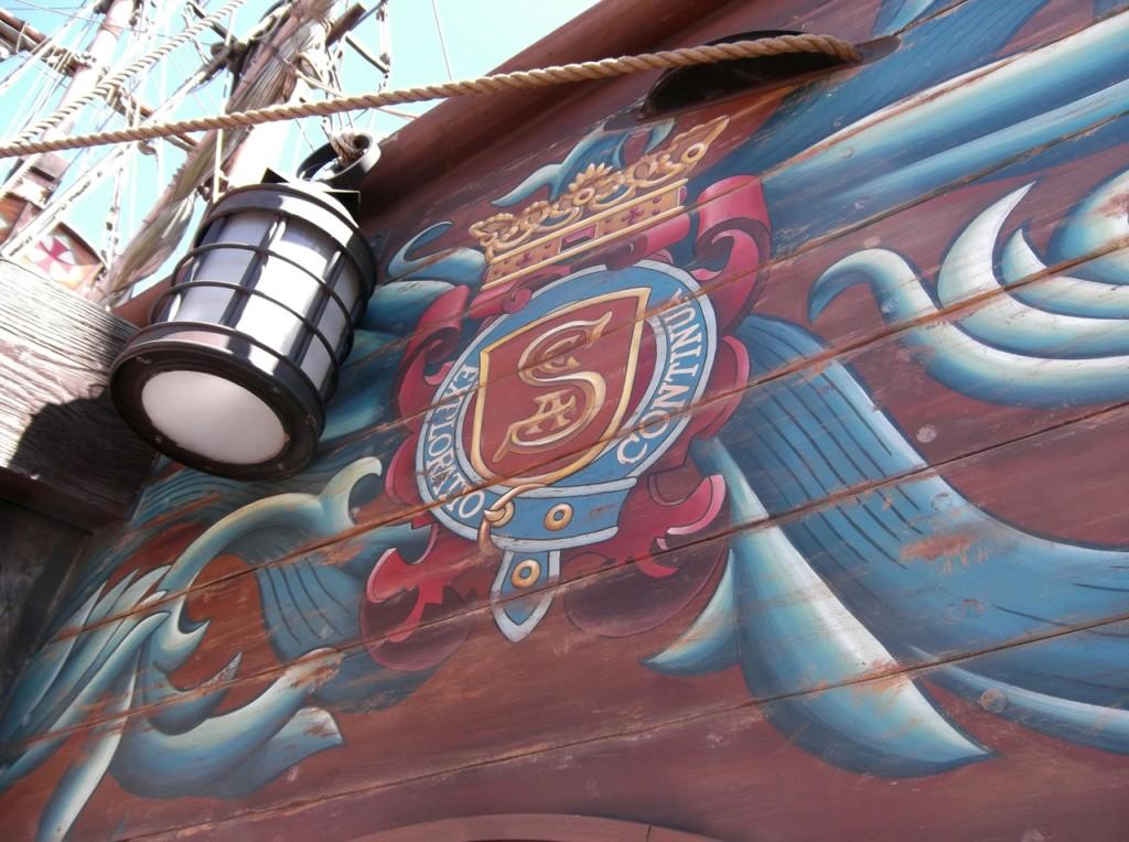 船体の紋章