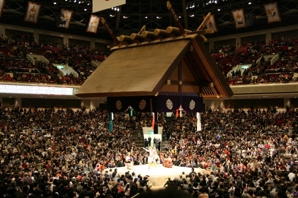 大相撲「超会議場所」