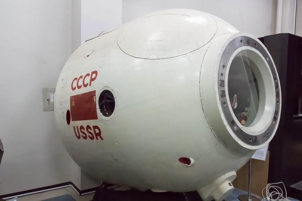有人宇宙船「ソユーズ」