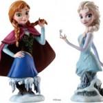 『アナと雪の女王』リアルフィギュア、アナ・エルサが発売されます!