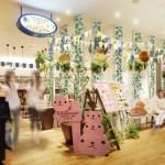 大阪にカピバラさんコラボカフェが登場!「KAPIBARASAN ほきゅお~の森CAFE」6月21日OPEN!