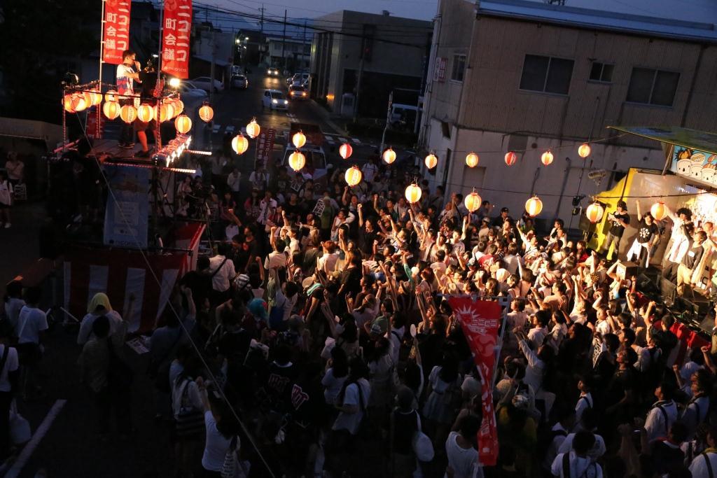 ニコニコ盆踊りin島根県
