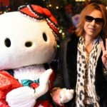 「YOSHIKI meets Hello Kitty」を実施