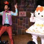 ラッキィ池田さんがサンリオピューロランドで踊ってみた?