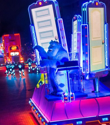 7.Sulley in Paint the Night