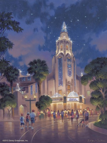 9.Carthay Circle Theater Shines Bright
