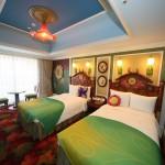 東京ディズニーランドホテル「ディズニーティンカーベルルーム」を探る。