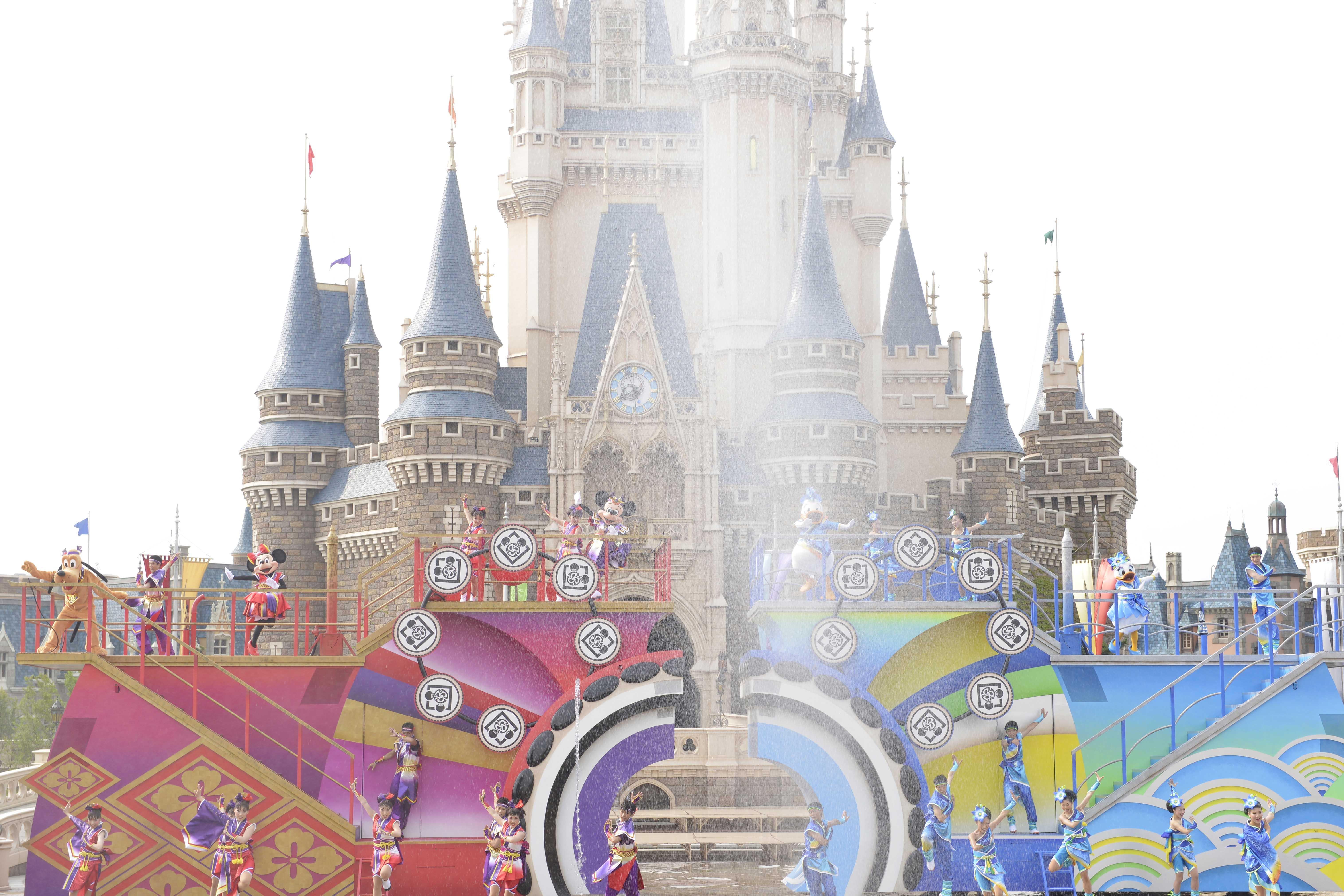 東京ディズニーリゾート、夏イベントの詳細が発表されました