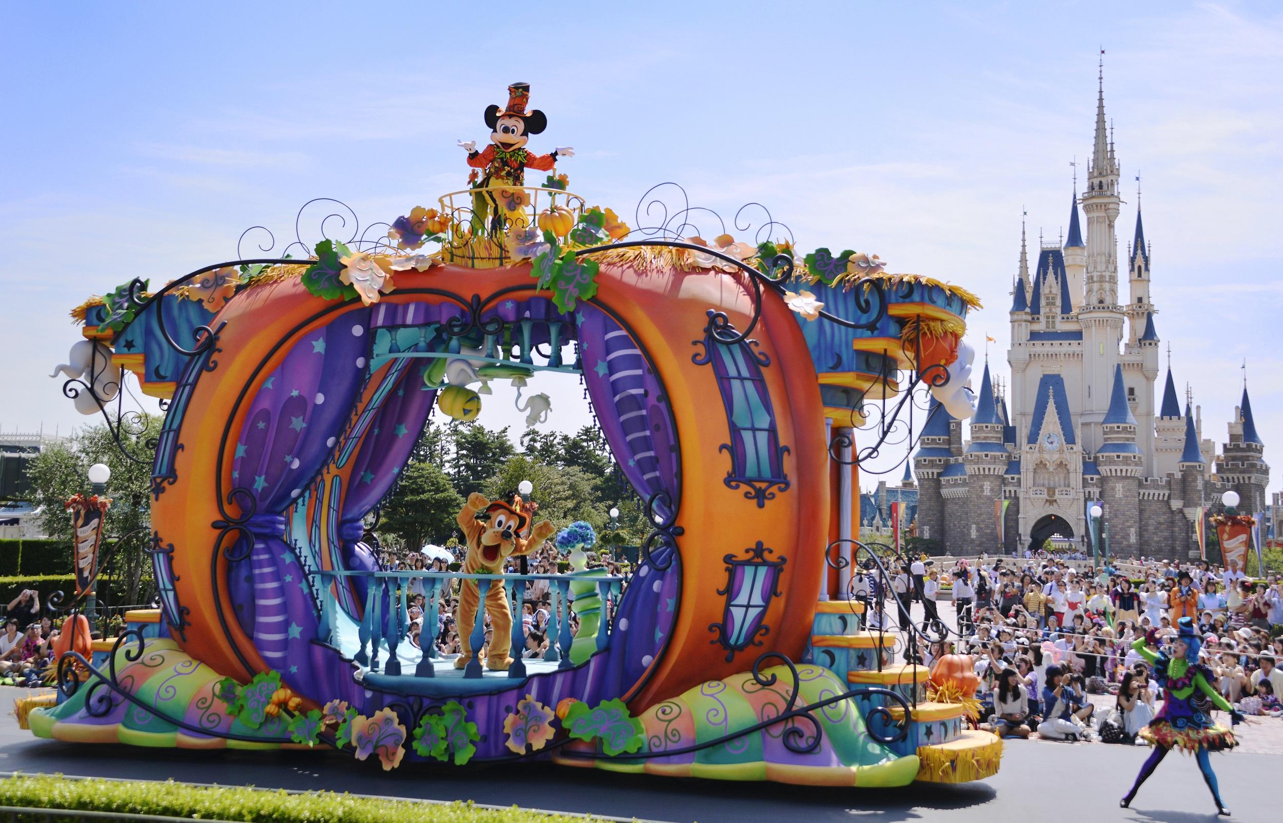 東京ディズニーランド「ディズニー・ハロウィーン」の詳細が発表されまし