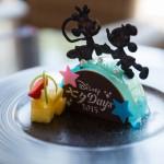 ディズニーアンバサダーホテル「ディズニー七夕デイズ」限定メニューを食す