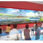 「電車とバスの博物館」が2016年春リニューアルオープン