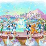 """東京ディズニーシー15 周年""""ザ・イヤー・オブ・ウィッシュ"""" 年間のプログラムが発表"""
