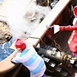 東京ディズニーシーで仮装を楽しむ