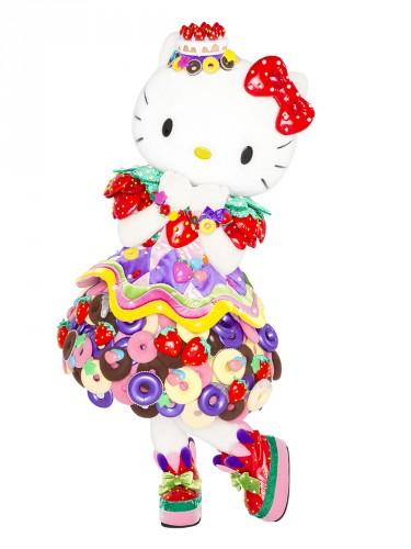 新パレード衣装キティ