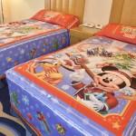 ディズニーアンバサダーホテル 「クリスマス・ファンタジー」デコレーションの客室をご紹介!