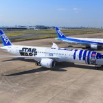 『ANA STAR WARSプロジェクト』第1号機『R2-D2 ANA JET』を魅る
