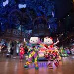 サンリオピューロランド新パレード「Miracle Gift Parade」をご紹介。