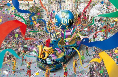 ユニバーサル・RE-BOOOOOOOORN(リ・ボーン)・パレード