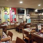 アニメイトカフェ池袋3号店がオープン!第1弾は「おそ松さん」!