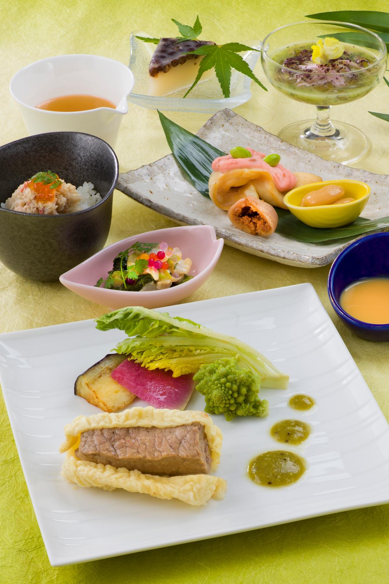 レストラン櫻 「スペシャルセット」 ¥2,880