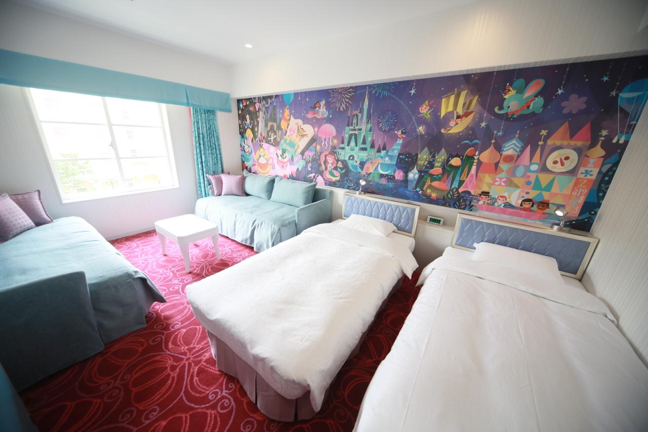 東京ディズニーセレブレーションホテルを魅る | コンフェティ
