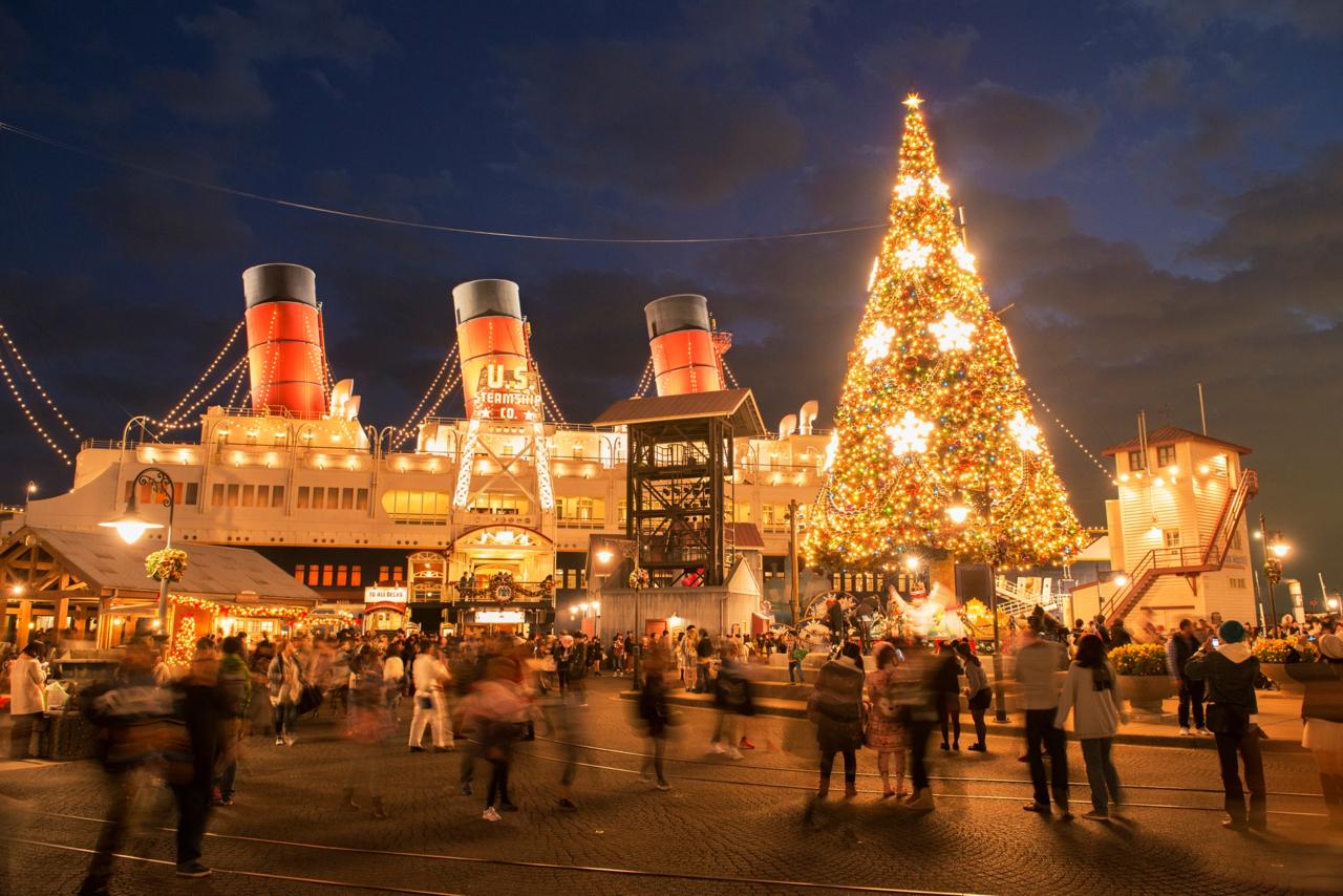 東京ディズニーリゾートのクリスマスをご紹介 | コンフェティ
