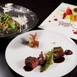 東京ディズニーランドホテル「カンナ」、クリスマスコースを食す
