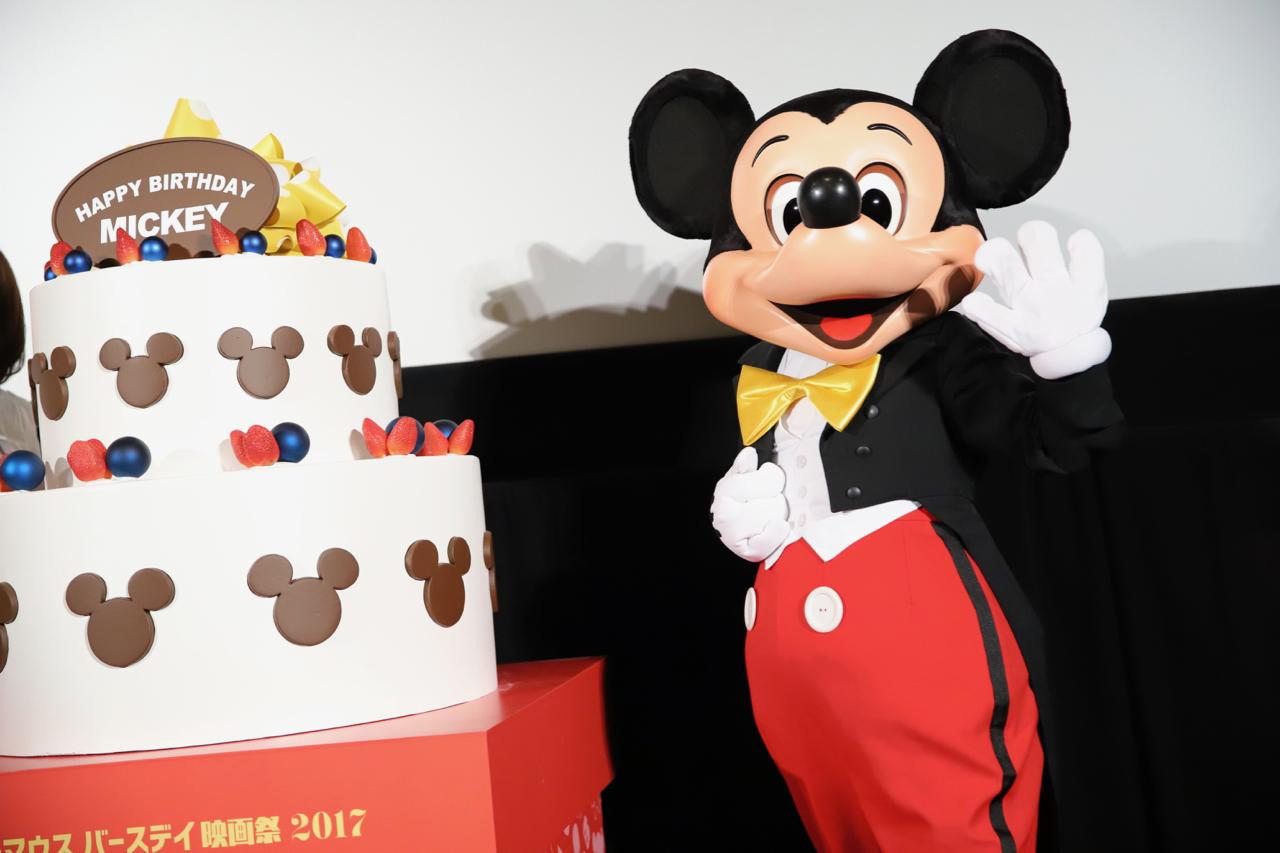 作 ミッキー マウス 誕生 日 デビュー