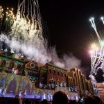 世界最高のクリスマス・ライブショーとともに57万球の新ツリーお披露目!