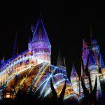 ハリポタエリアでキャッスル・ショー『ホグワーツ・マジカル・ナイト ~ウインター・マジック~』を開催中!