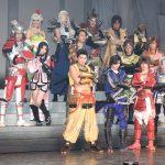 斬劇『戦国BASARA』第六天魔王 いよいよ開幕!