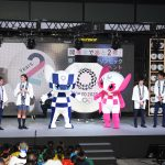 東京2020 オリンピックカウントダウンイベント~みんなのTokyo 2020 2 Years to Go!~カウントダウンセレモニー開催!