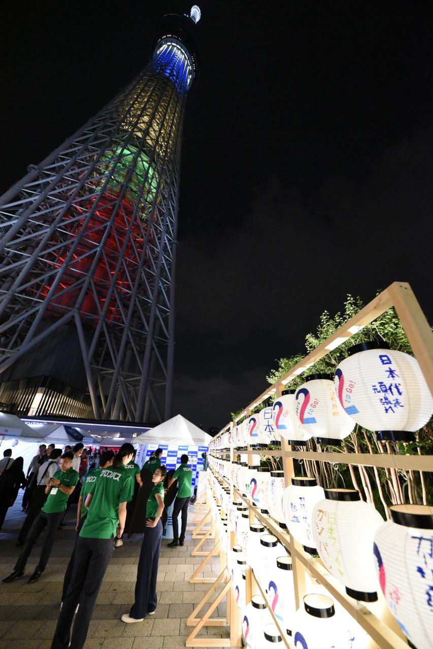 東京2020 オリンピックカウントダウンイベント みんなのtokyo 2020 2