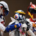 『Acrobat Stage「Infini-T Force」』ヒーロースーツ完成お披露目イベント開催!