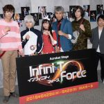 『Acrobat Stage「Infini-T Force」』開幕!