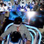 東京ゲームショウ2018開催中!VR遊園地も登場!