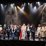 『イケメン革命◆アリスと恋の魔法THE STAGE Episode 黒のキングレイ=ブラックウェル』開幕!