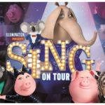 『SING/シング』がUSJ初登場 「SING ON TOUR」来春オープン