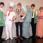 ミュージカル「スタミュ」スピンオフ『SHUFFLE REVUE』公演スタート!