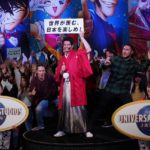 USJ、日本のクールなコンテンツ大集結!セレモニーに森崎ウィンさん登場!