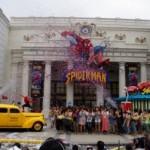 『NEW アメージング・アドベンチャー・オブ・スパイダーマン・ザ・ライド 4K3D』、2013年7月5日オープン!