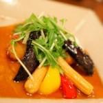 レストラン櫻「鱸の唐揚げサラダ風」を食す