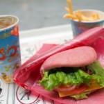 ニューヨーク・デリ ディズニー・ハロウィーン「スペシャルセット」を食す