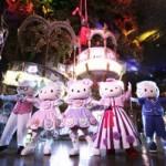 サンリオピューロランド 新パレード「ARIGATO EVERYONE!」を探る